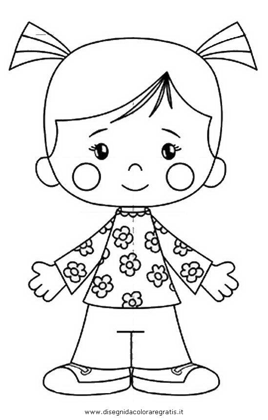Disegno armadio chloe personaggio cartone animato da colorare - Cartone animato animali da colorare pagine ...