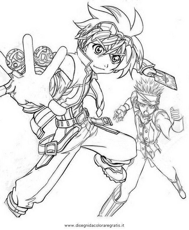 bakugan battle brawlers coloring pages - photo#5