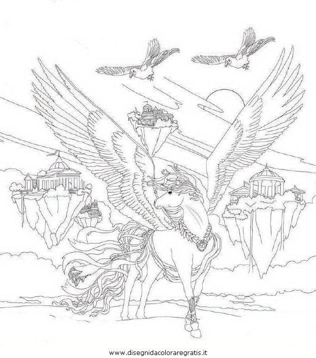 disegno bellasara19 personaggio cartone animato da colorare