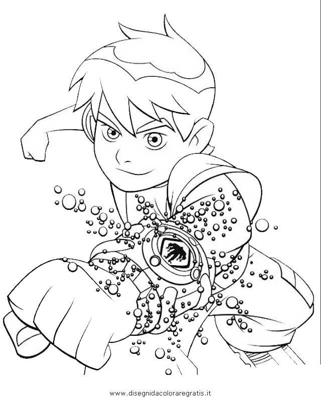 heat blast coloring pages - photo#23