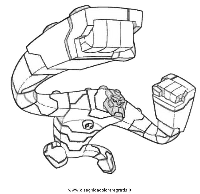 Disegno ben10 140omniverse costruttore personaggio for Immagini di ben ten da colorare