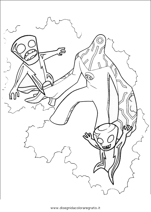 free iceman coloring pages - photo#4