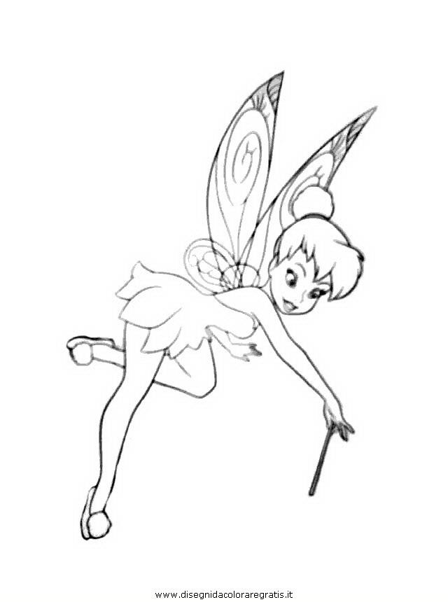 Disegno campanellino trilli trilly 03 personaggio cartone for Cartone animato trilli