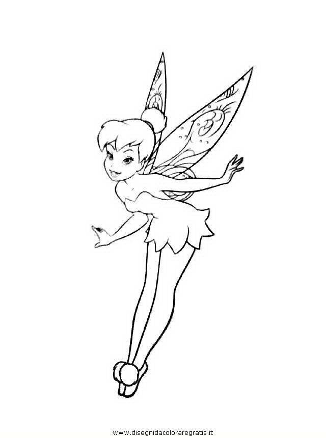 Disegno campanellino trilli trilly 12 personaggio cartone for Cartone animato trilli
