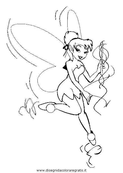 Disegno campanellino trilli trilly 28 personaggio cartone for Cartone animato trilli
