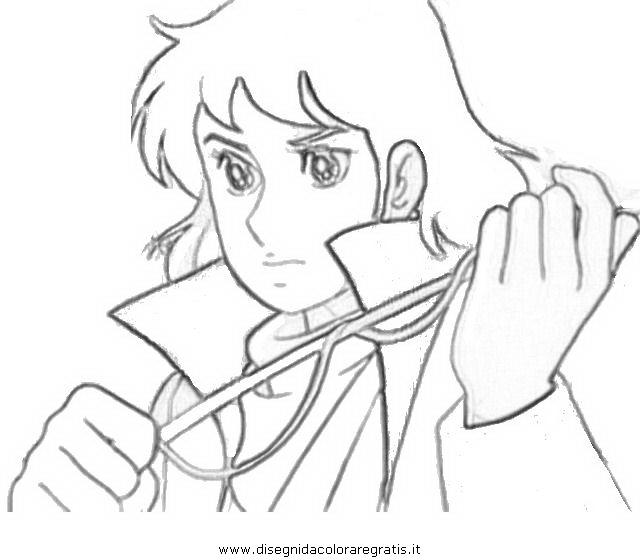 Disegno candy terence personaggio cartone