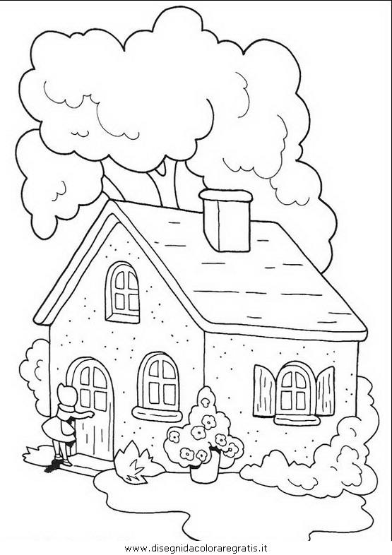 Disegno cappuccetto rosso personaggio cartone animato