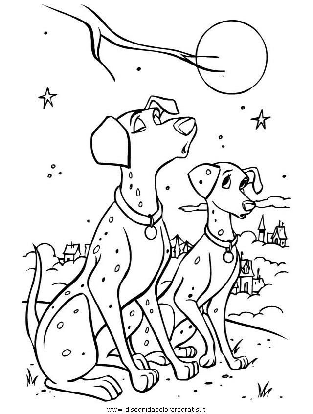 Disegno carica personaggio cartone animato da colorare