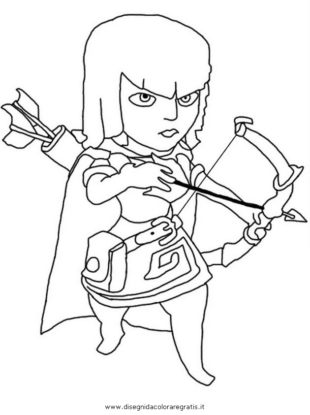 Clash Of Clans Coloring Pages Pdf : Free coloring pages of pekka