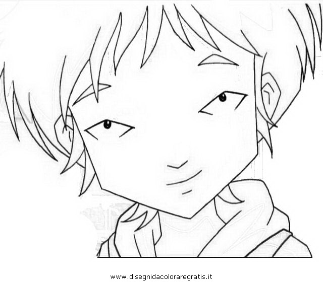 code lyoko coloring pages - photo#32