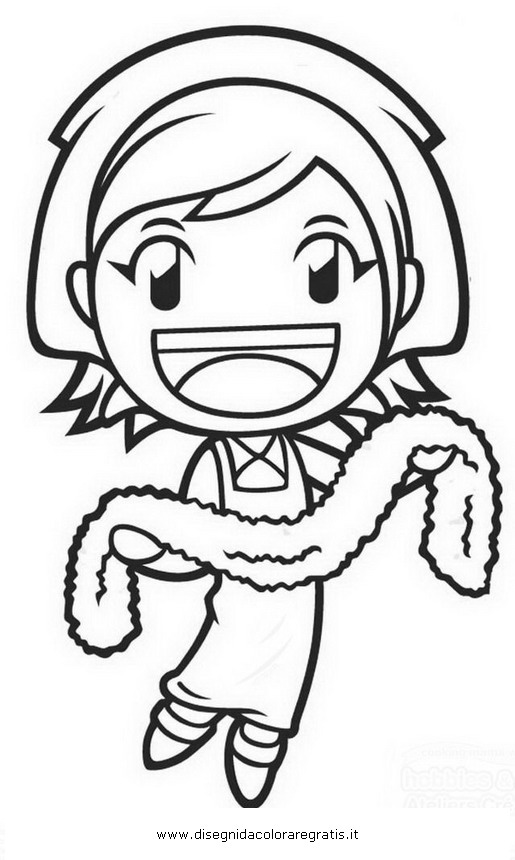 Cooking Mama Coloring Pages Coloring Coloring Coloring Pages