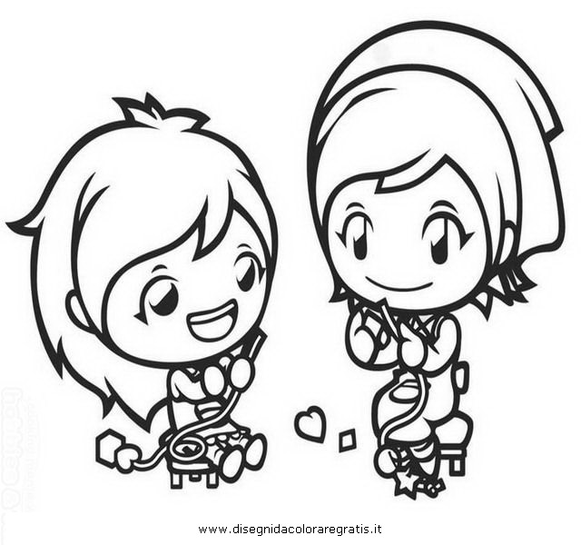 Cooking Mama Coloring Pages