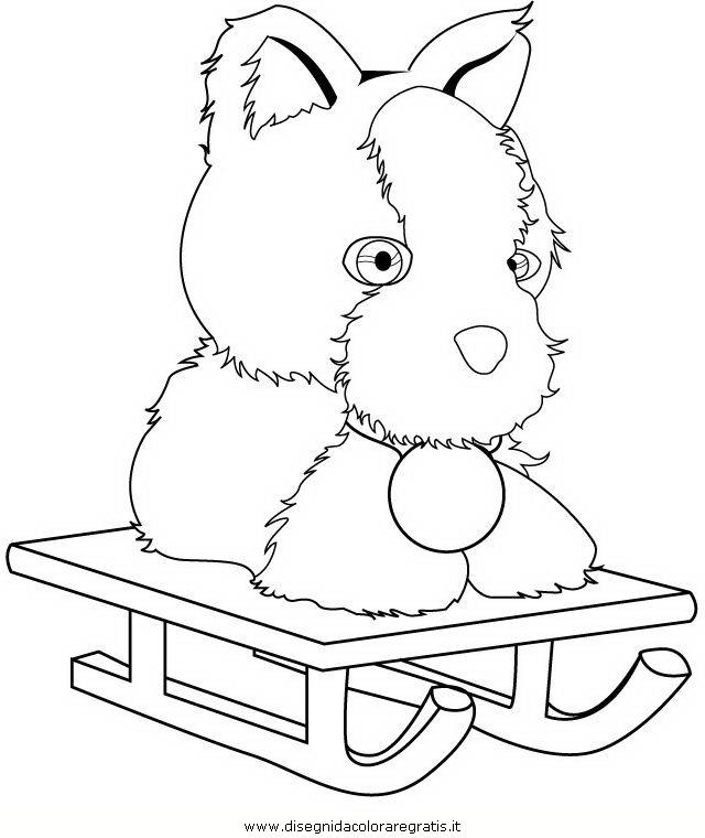 Disegno bianca personaggio cartone animato da colorare