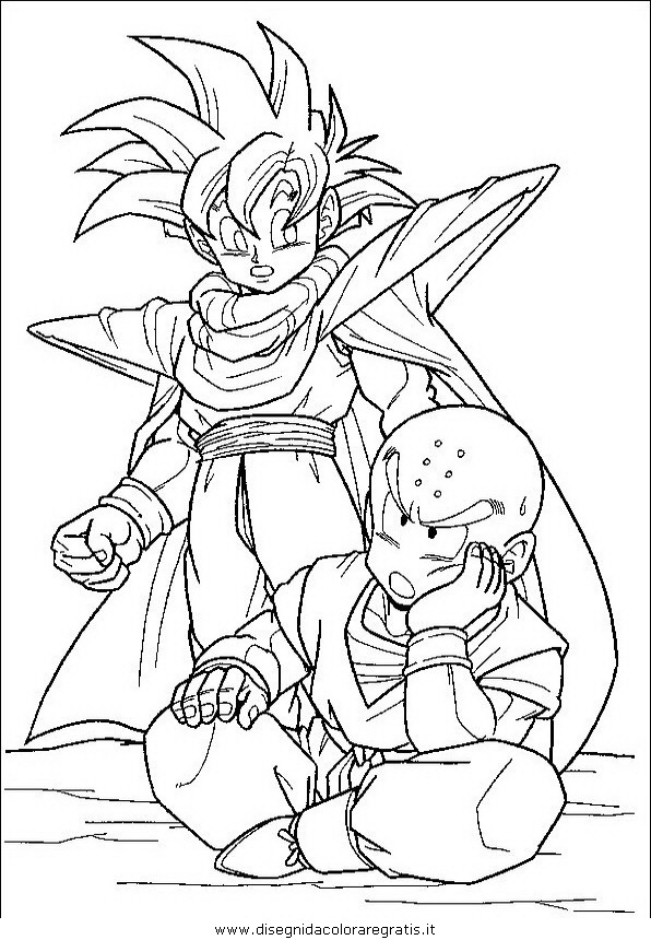 Snap disegno dragonball gogeta personaggio cartone
