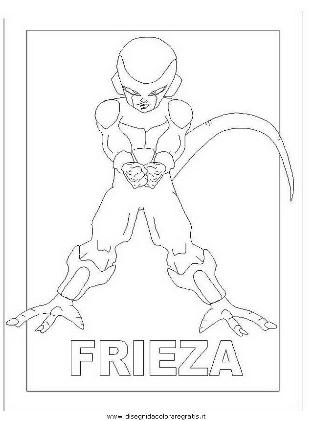 Disegno Dragonball91 Personaggio Cartone Animato Da Colorare