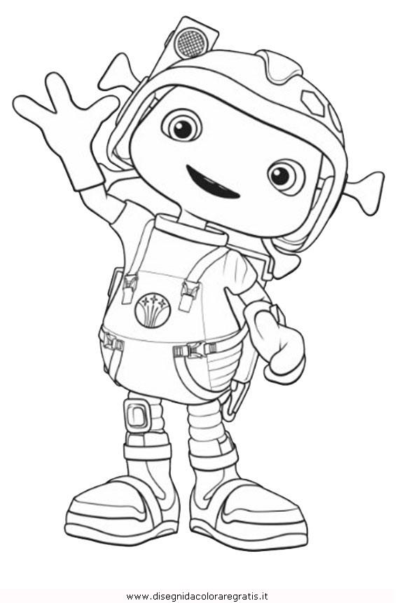 Disegno floogals 05 personaggio cartone animato da colorare for Cartoni blaze