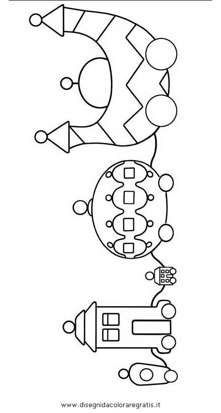 pontipines coloring pages - photo#19