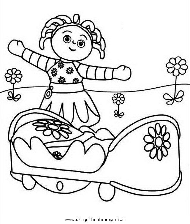 pontipines coloring pages - photo#7