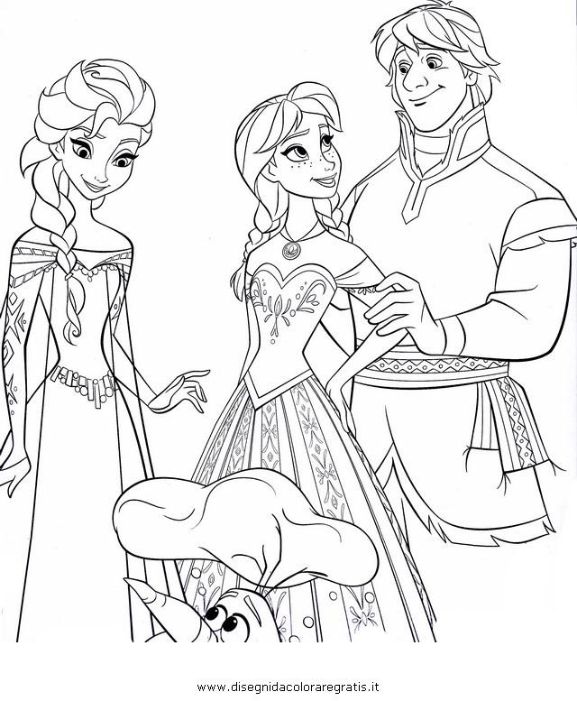 Disegno frozen 46 personaggio cartone animato da colorare for Frozen da colorare e stampare