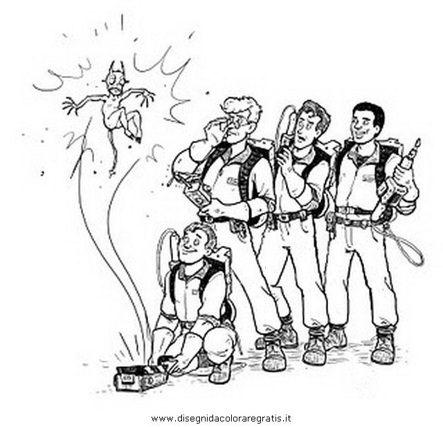 Disegno Ghostbusters20 Categoria Cartoni Da Colorare