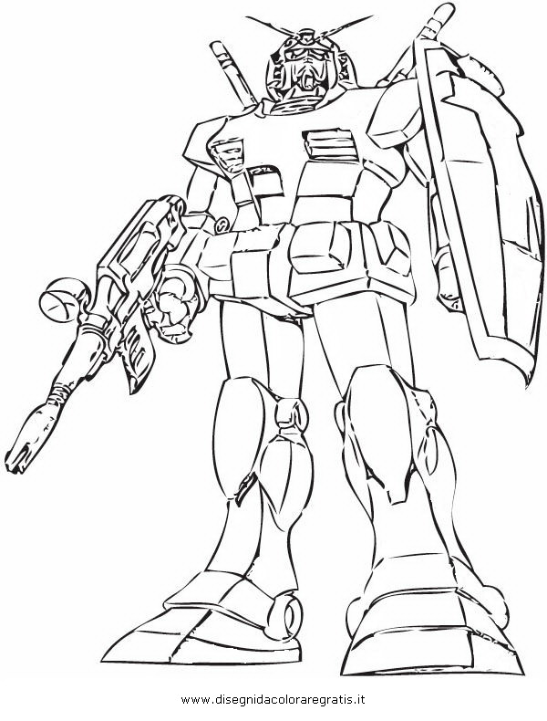 g gundam coloring pages - photo #9