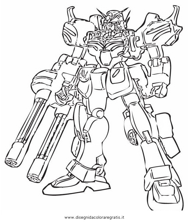 g gundam coloring pages - photo #10
