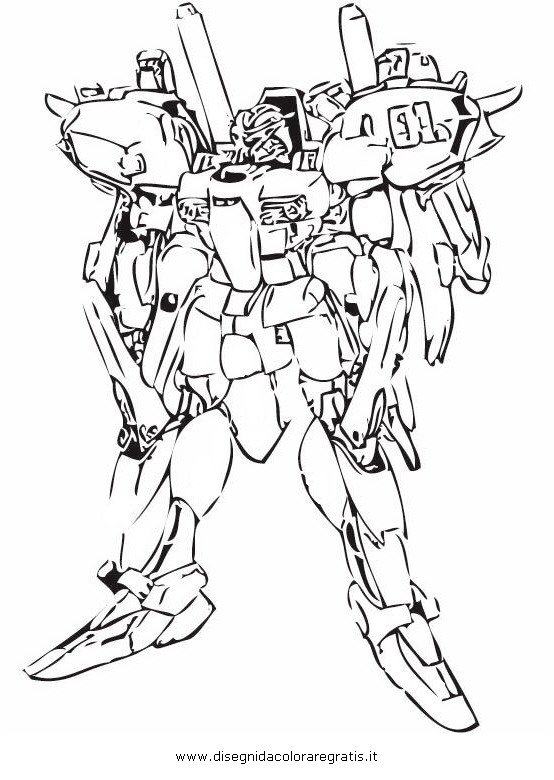 g gundam coloring pages - photo #4