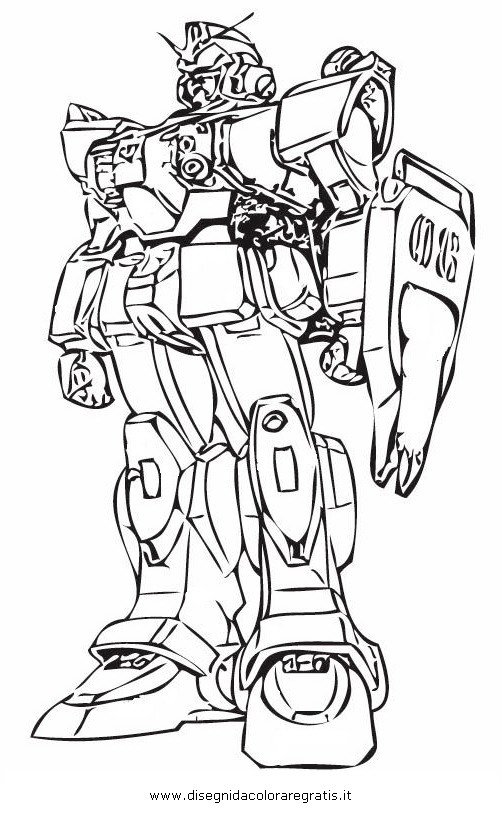 g gundam coloring pages - photo #15