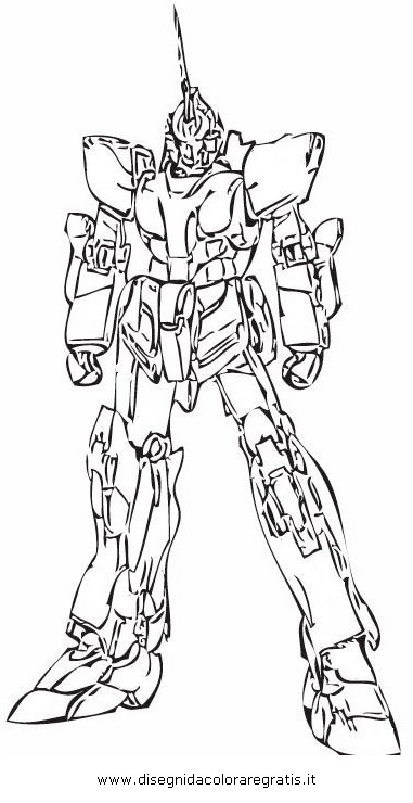 g gundam coloring pages - photo#2