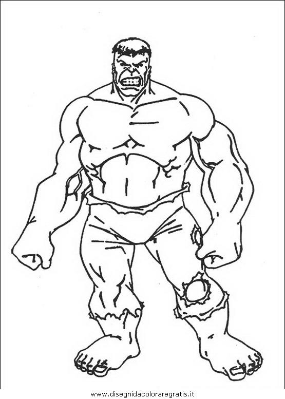 Disegno Hulk 25 Categoria Cartoni Da Colorare