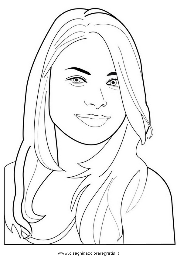 i carley coloring pages - photo#3