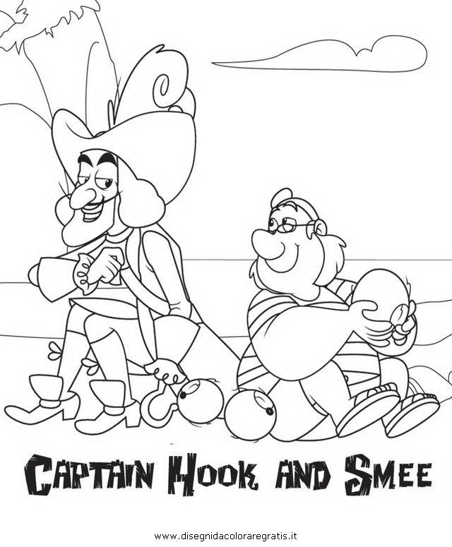 Disegno Jakepirati7 Personaggio Cartone Animato Da Colorare