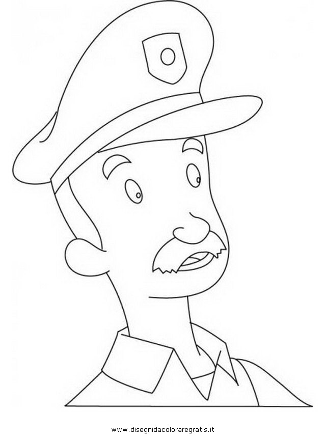 Disegno jumanji personaggio cartone animato da colorare