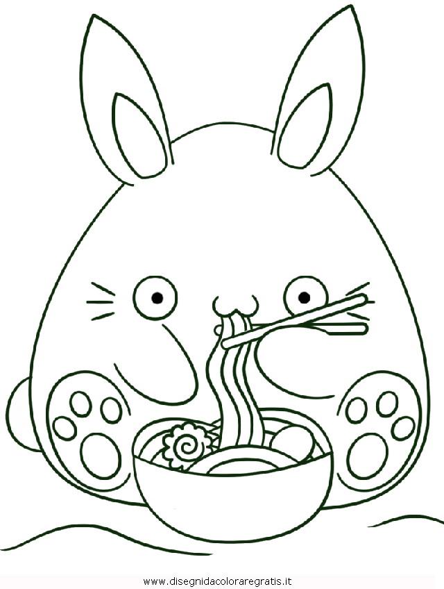Disegno kawaii personaggio cartone animato da colorare for Immagini disegni kawaii