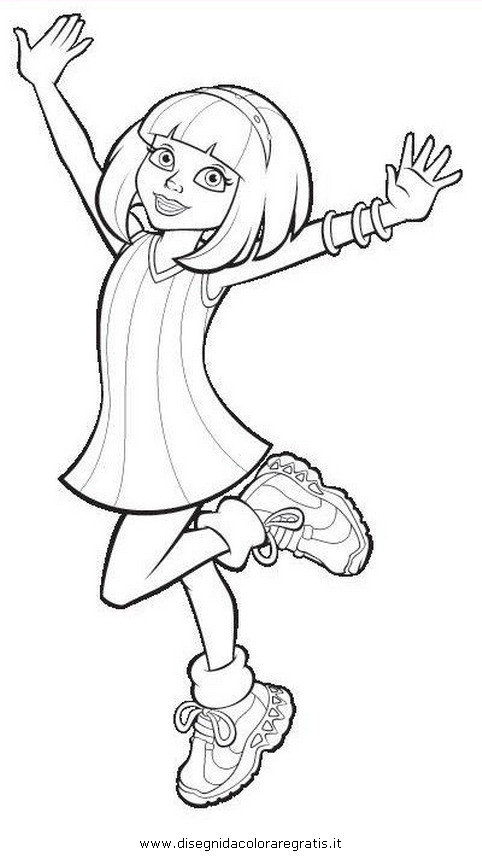 Sportacus lazy town coloring sheets coloring pages for Lazy town coloring pages