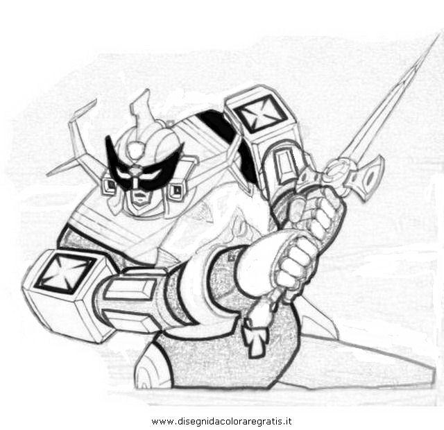 Disegno Mazinga Daltanious 3 Personaggio Cartone Animato Da Colorare