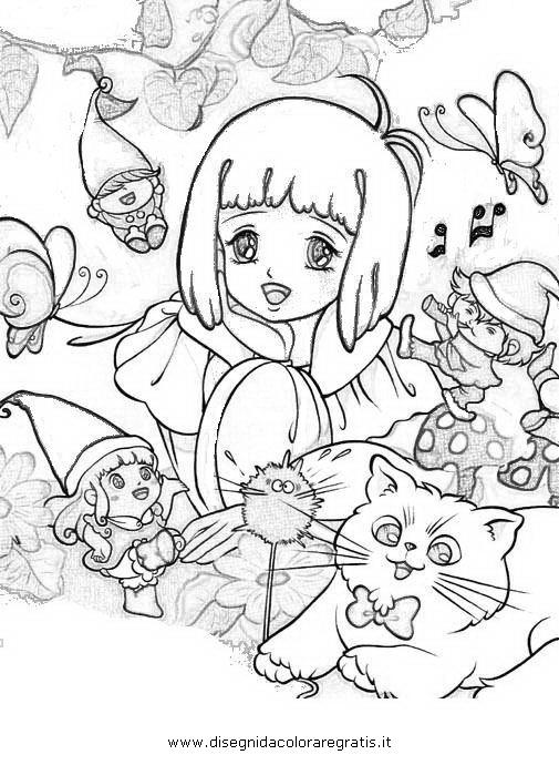 Disegno memole 27 personaggio cartone animato da colorare - Cartone animato animali da colorare pagine ...