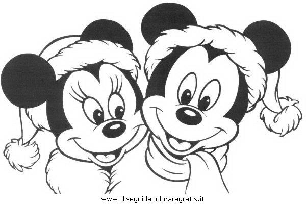 Disegno Disney_topolino_003: Personaggio Cartone Animato