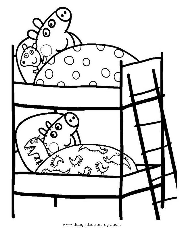 Disegno peppa pig 18 personaggio cartone animato da colorare for Peppa pig da stampare