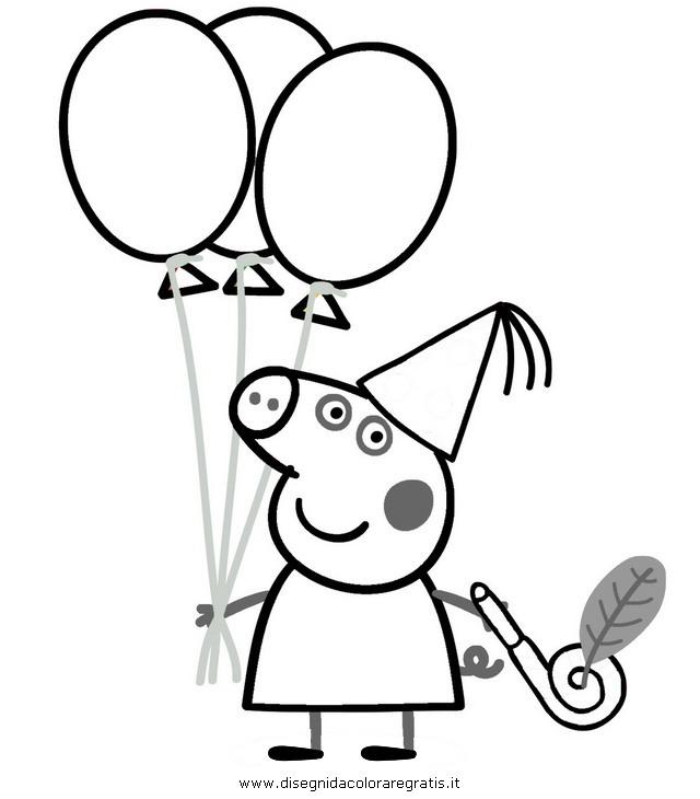 Disegno Peppapig25 Personaggio Cartone Animato Da Colorare