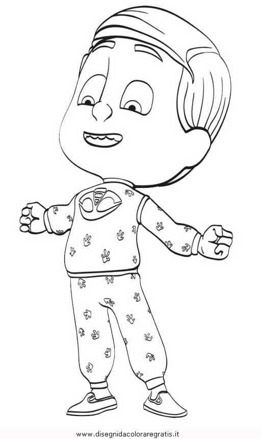 Disegno pjmask 15 personaggio cartone animato da colorare for Pjmask da colorare