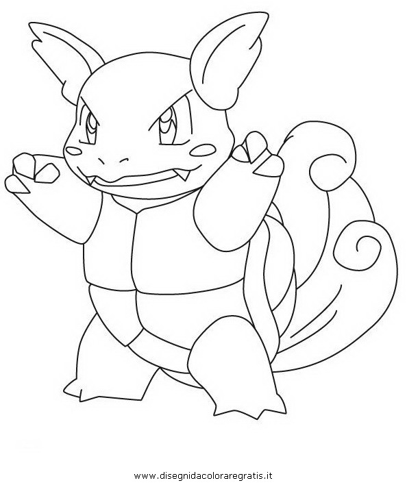 riolu pokemon coloring pages - photo#16