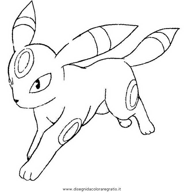 Disegni da colorare e stampare di pokemon x e y