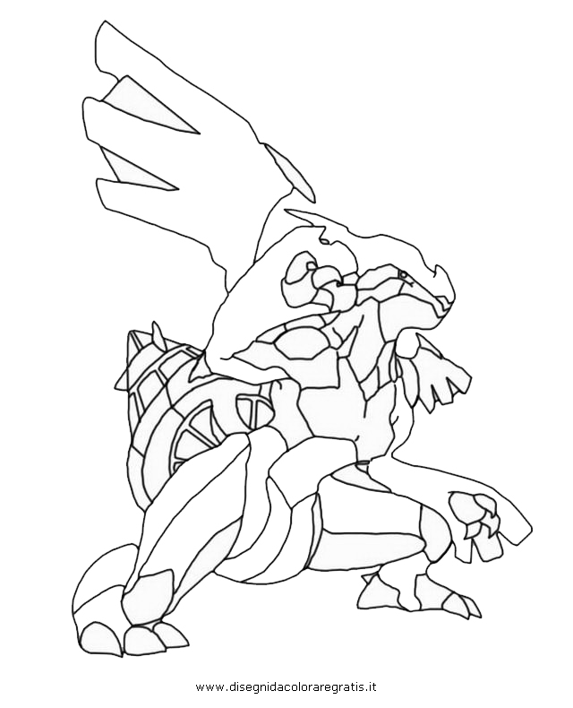 zekrom ex coloring pages | Zekrom Coloring Pages Coloring Pages