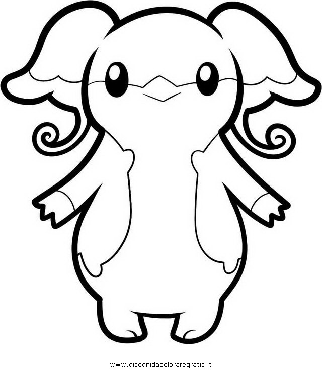 fraxure coloring pages - photo#47