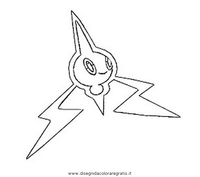 riolu pokemon coloring pages - photo#33