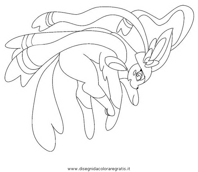 sylveon coloring sheet coloring pages