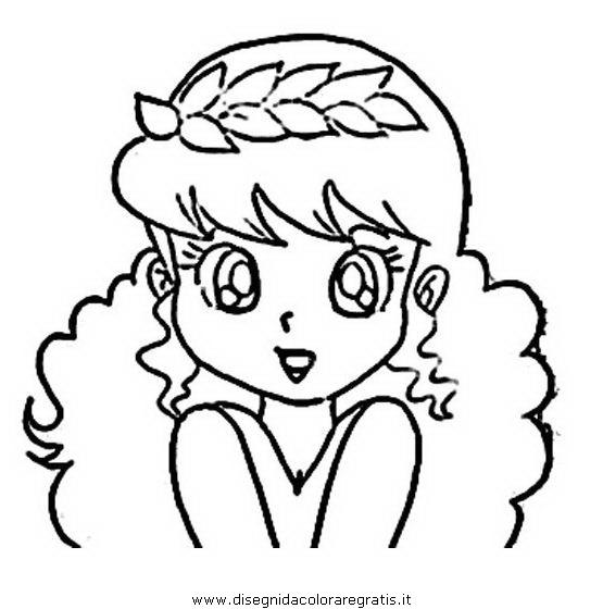 Disegno pollon personaggio cartone animato da colorare