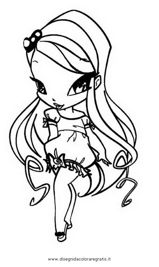 Disegno Pop Pixie 10 Personaggio Cartone Animato Da Colorare