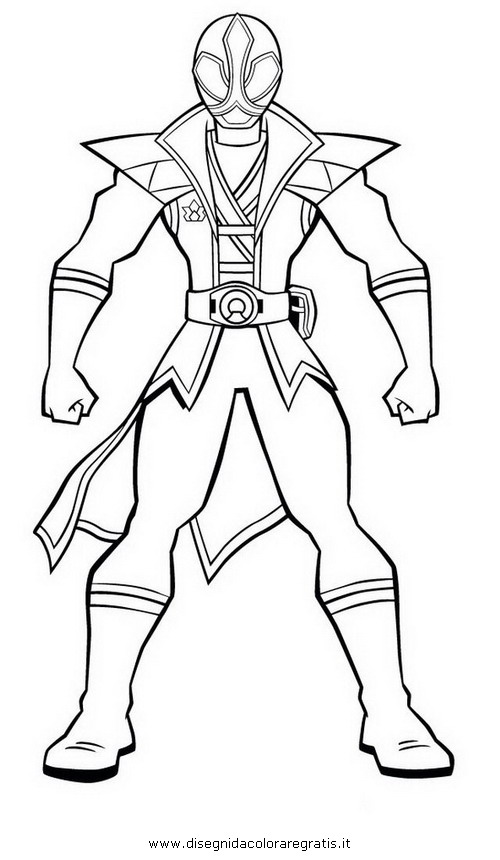 power rangers samurai coloring pages | Pinterest • The world's catalog of ideas